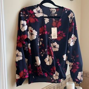 A new day blouse navy